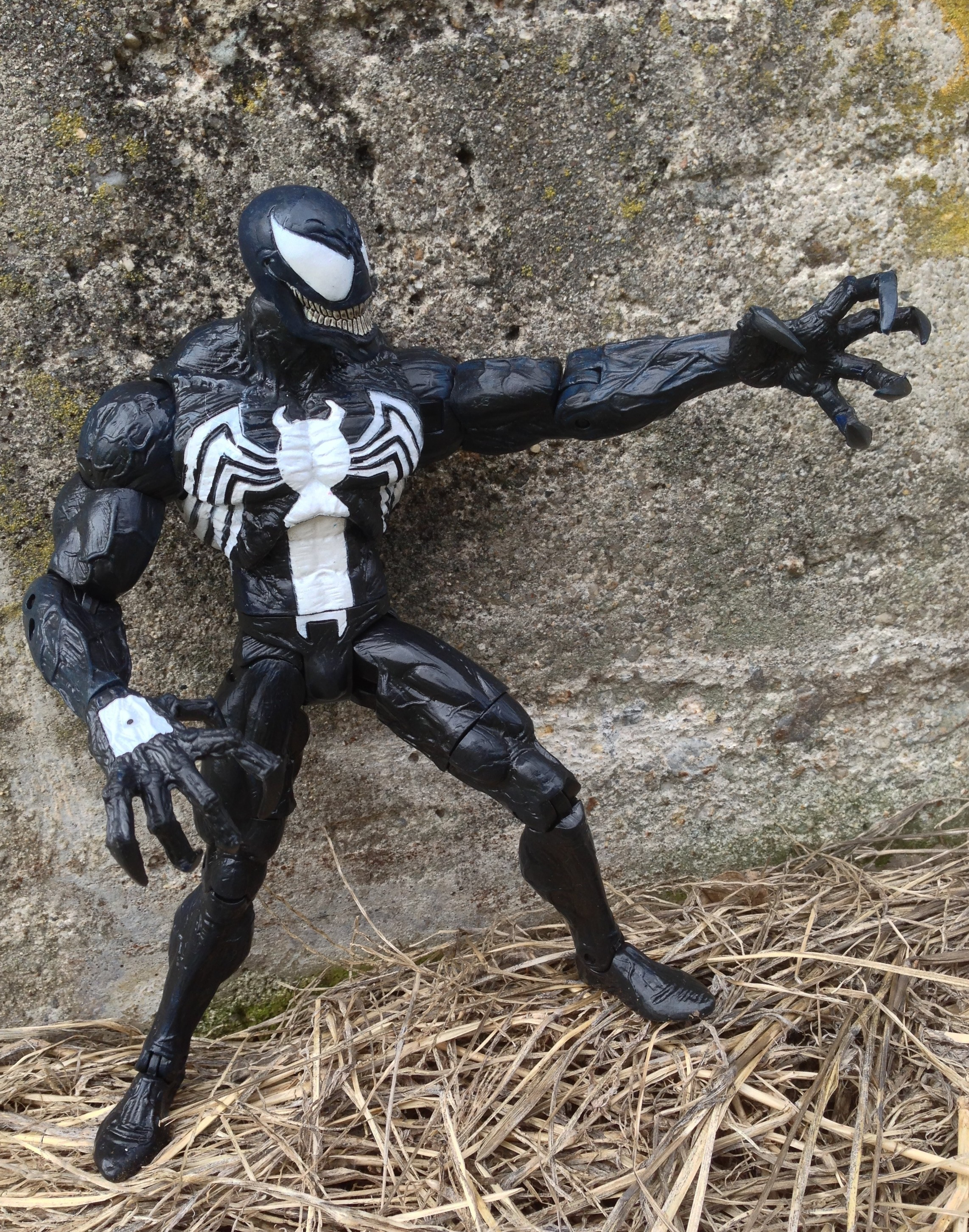 Classic Venom Action Figure Marvel Select Diamond Select Toys 2013