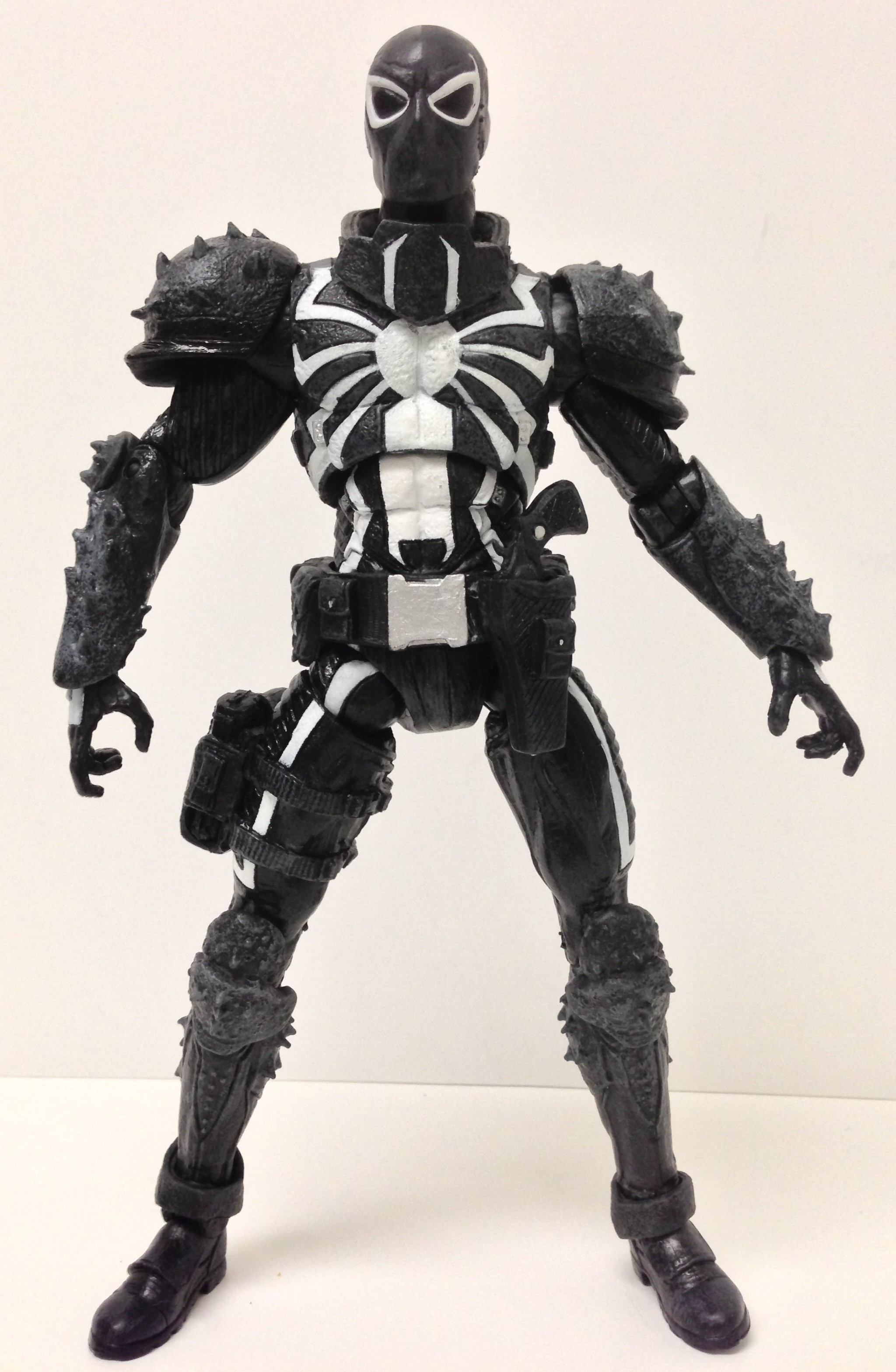 Front of Marvel Select Flash Thompson Venom Figure