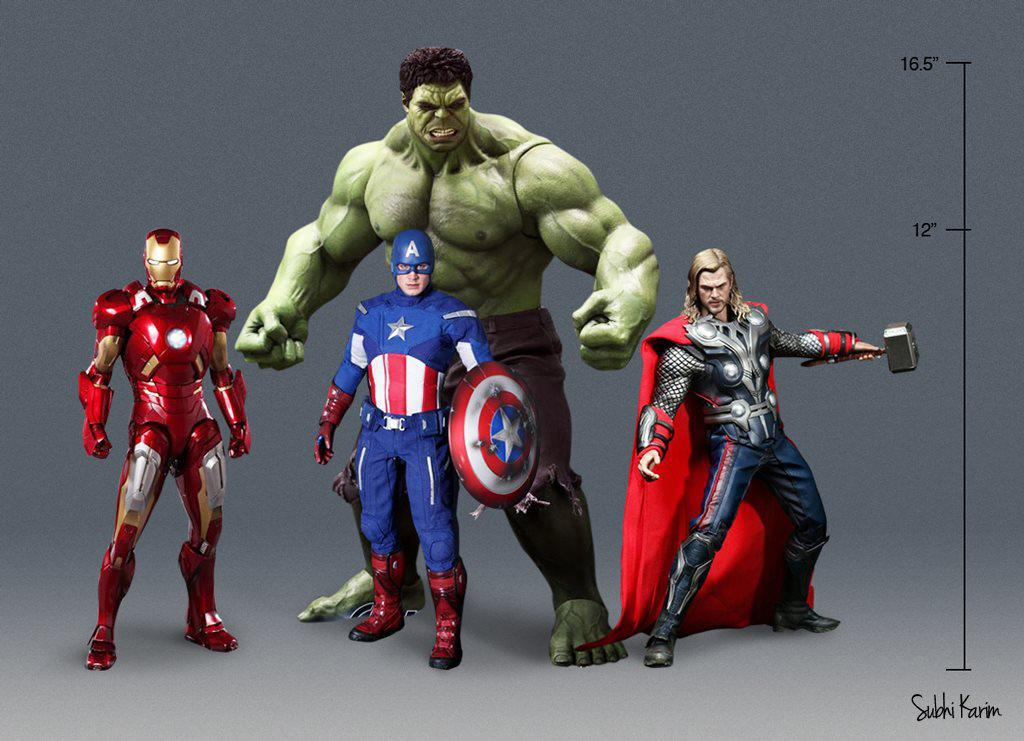 Is the Avengers Hot Toys Hulk Figure Cancelled? - Marvel Toy News