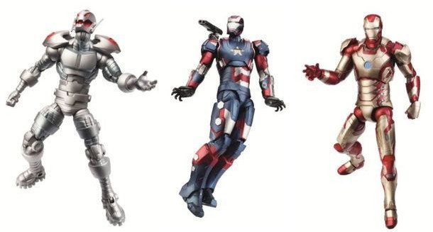 Hasbro Marvel Legends Iron Man 3 Series 2 Photo