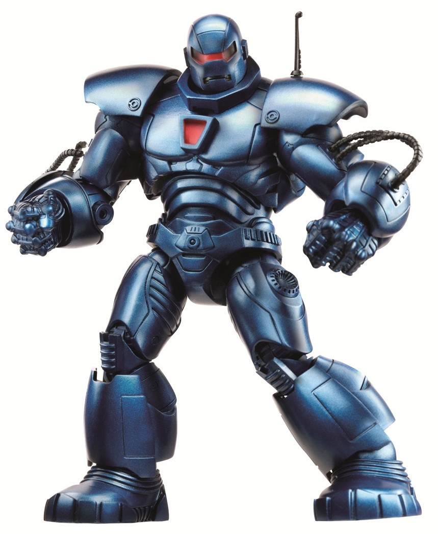 Iron Man Marvel Legends Iron Monger Build-A-Figure 2013 Hasbro