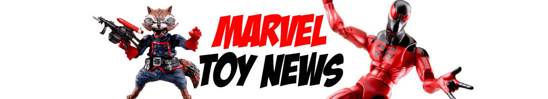 Marvel Toy News
