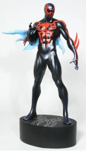 Spider-Man 2099 Bowen Designs Statue Marvel 2013