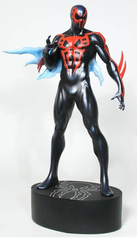 Spider-Man 2099 Bowen Designs Statue Marvel 2013