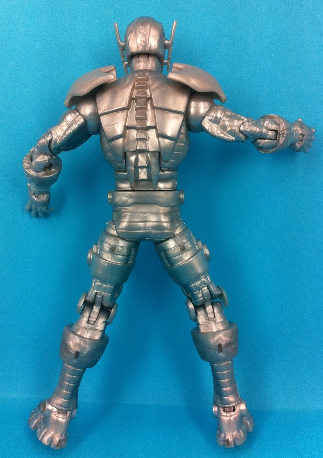 Ultron Marvel Legends Iron Man 3 Action Figure Back