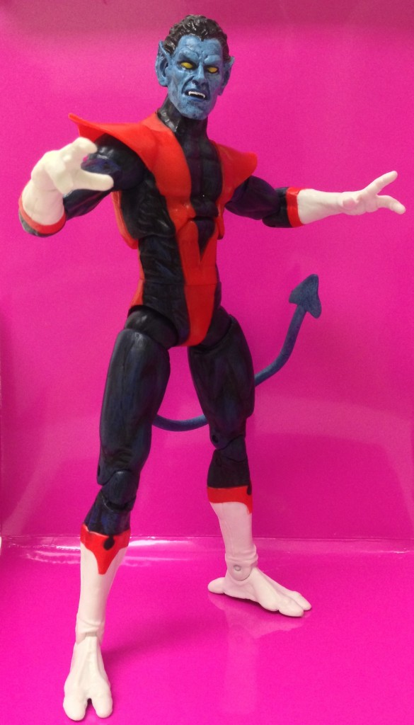 2013 Diamond Select Toys Nightcrawler Marvel Select Figure