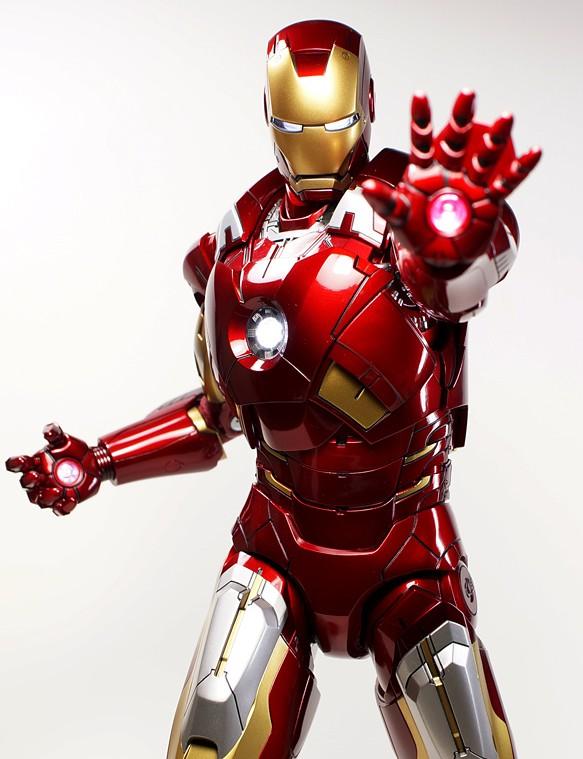 Iron Man Mark 7 Hot Toys Hot Toys Iron Man Mark 7