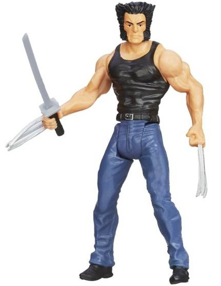 Logan the wolverine movie 2013 action figure by hasbro