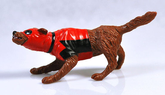 Marvel Universe Deadpool Corps Dogpool Figure