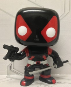 Deadpool Exclusive Inverse Funko POP! Vinyl Bobble-Head