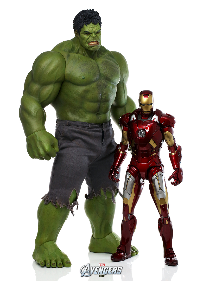 Avengers Hot Toys Hulk Released Overseas & Photos! - Marvel Toy News