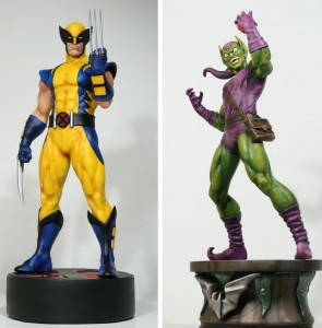 Bowen Designs October 2013 Marvel Statues