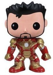 Funko POP Iron Man Tony Stark SDCC 2013 Exclusive