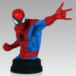 Gentle Giant Spider-Man Red & Blue Mini Bust Announced!