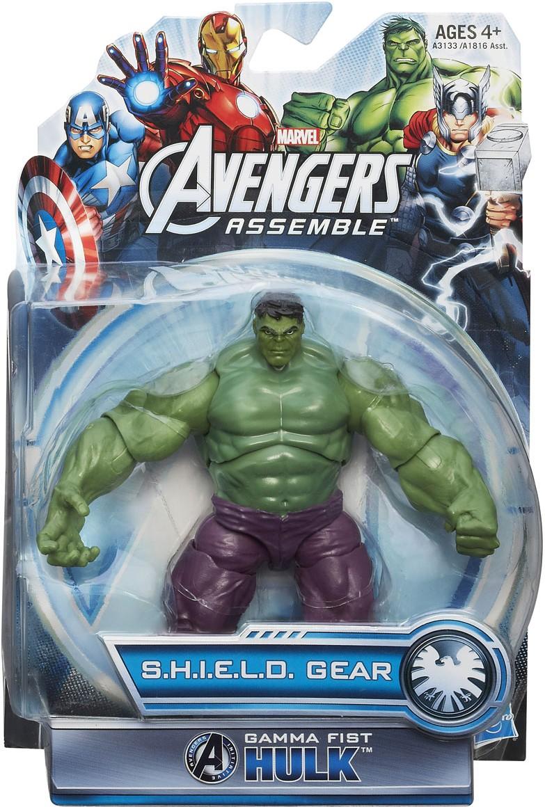 Toys n' news: Review : Marvel Avengers Assemble
