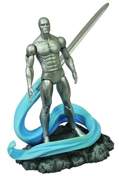 Marvel Select Silver Surfer Figure Diamond Select Toys