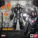 SH Figuarts Iron Man Mark VI & War Machine Figures Released!