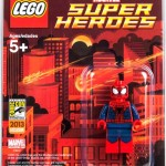 SDCC 2013 LEGO Exclusive Superheroes Minifigures Raffle Rigged?