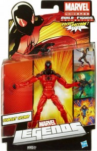 2013 Marvel Legends Scarlet Spider Series 2 Figure Packaged Rocket Raccoon Wave