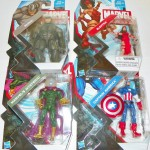 2013 Marvel Universe Wave 22 Released! Rhino, Elektra, Mysterio!