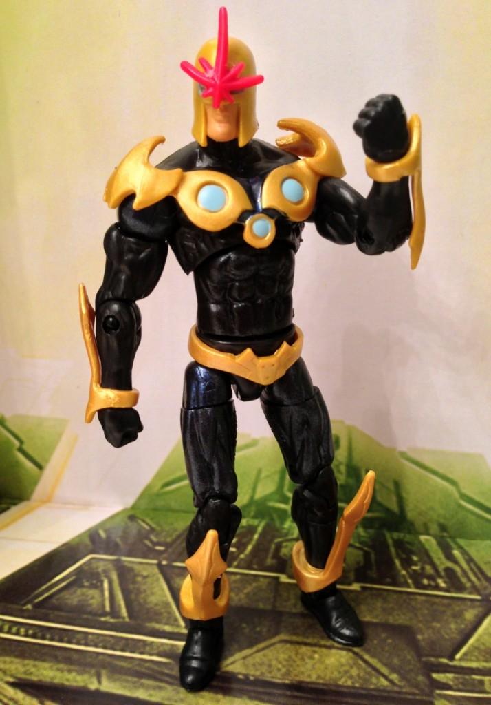 Hasbro Marvel Universe Nova Wave 21 Figure