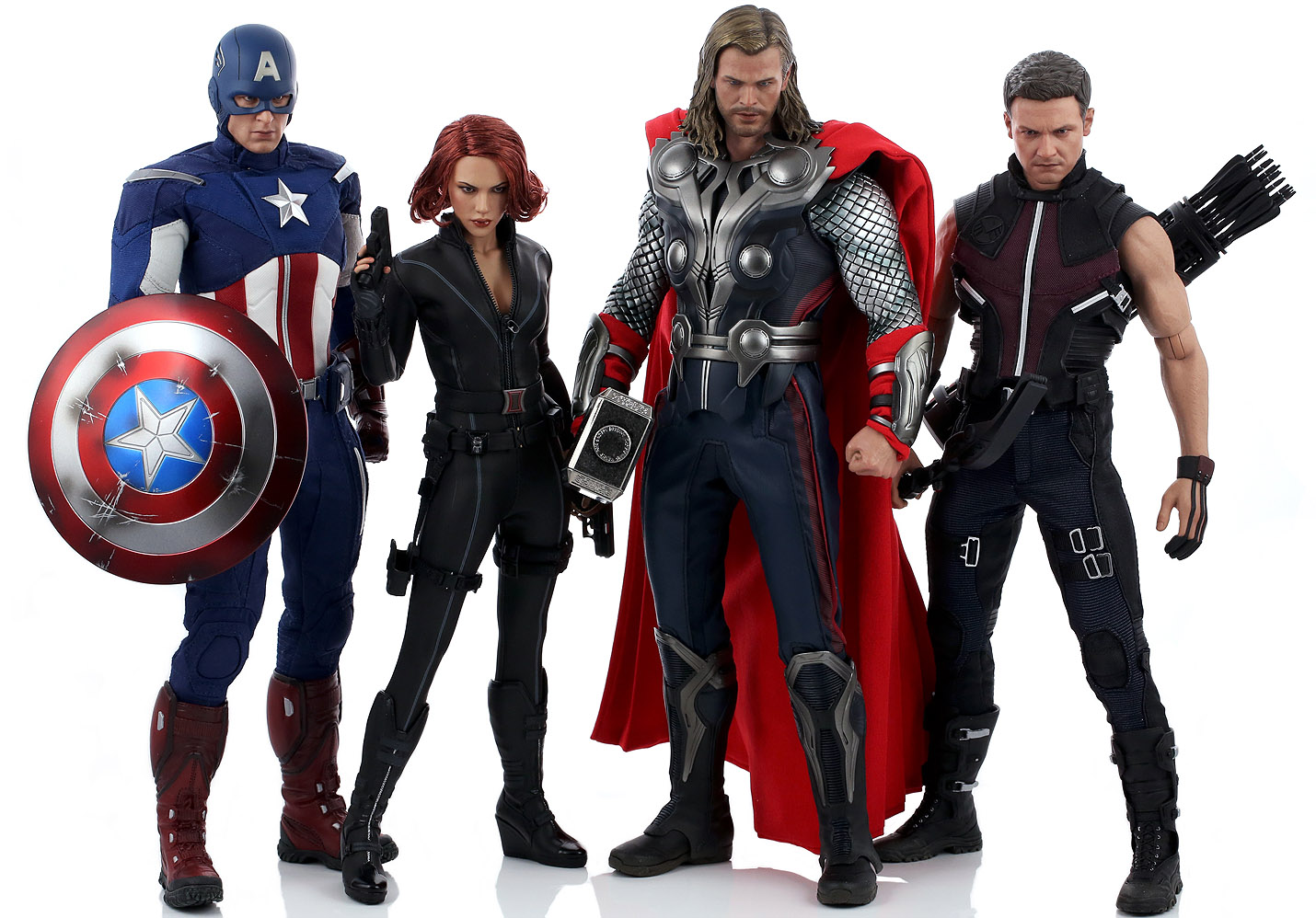 Hot Toys Avengers Thor 1/6 Figure Finally Sold Out ...
