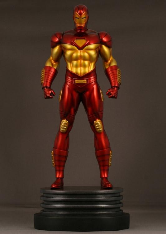 Bowen Designs Modular Armor Iron Man Full-Size Statue
