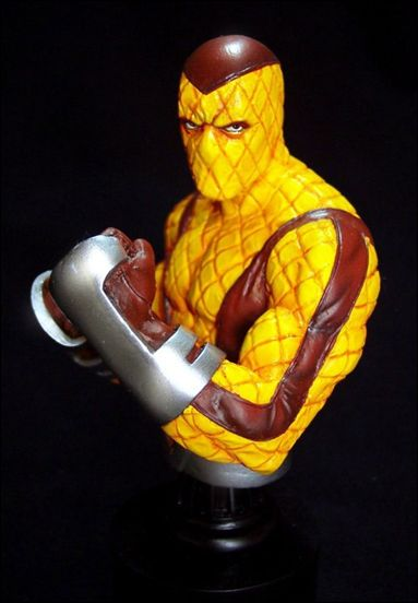 Bowen Spider-Man Shocker Statue Concept Sketch! - Marvel ...