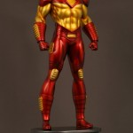 Bowen Beast & Modular Iron Man Statues Shipping This Month!