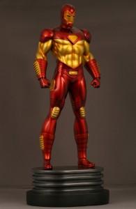 Bowen Iron Man Modular Armor Statue
