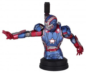 Iron Patriot Bust Gentle Giant LTD Iron Man 3 Amazon Exclusive