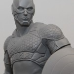 SDCC 2013 Kotobukiya Avengers ArtFX+ Hulk Black Widow Captain America