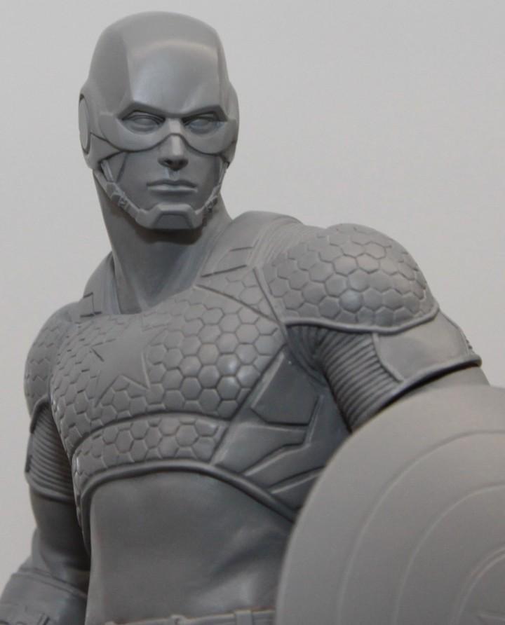 Kotobukiya ArtFX Marvel NOW Captain America Statue Avengers
