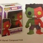 SDCC 2013: Marvel POP! Peter Parker & Compound Hulk Vinyls Revealed