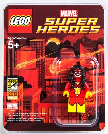 Spider Woman SDCC