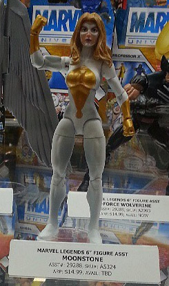 Marvel Legends Moonstone Figure from SDCC 2013