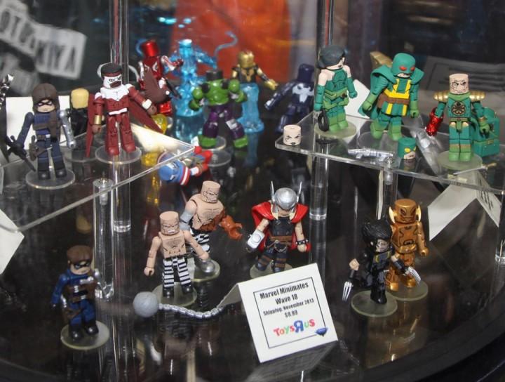 Marvel Minimates Wave 54 and Toys R Us Minimates Wave 18