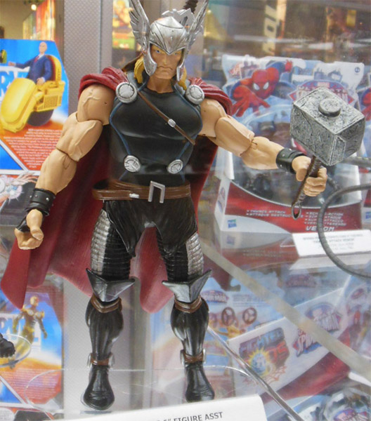 Marvel NOW Thor Marvel Legends Figure from San Diego Comic Con 2013