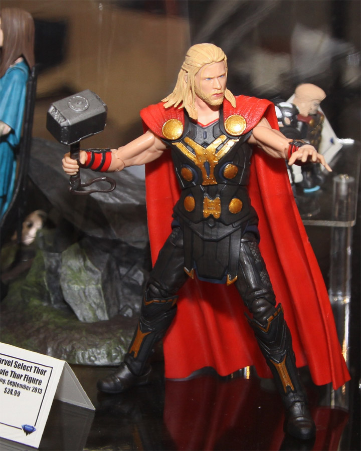 Marvel Select Thor 2 Thor Action Figure SDCC 2013