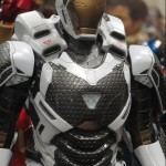 Iron Man 3 Hot Toys Iron Man Gemini Armor Mark 39 at SDCC 2013!