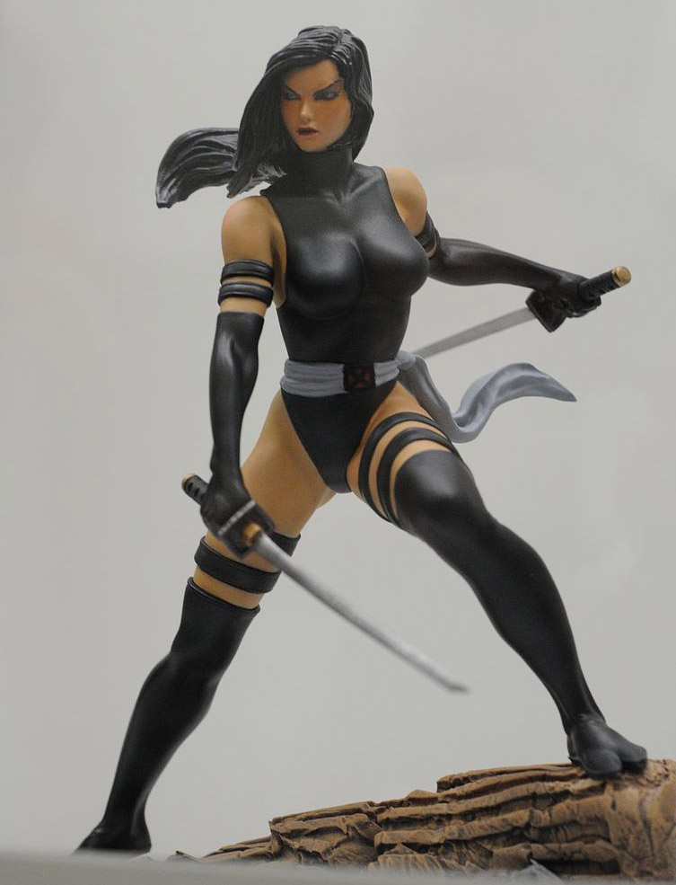 Marvel Psylocke Art It seems like Psylocke s stock