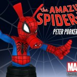 SDCC 2013 Marvel Exclusive Spider-Ham Bust Announced!