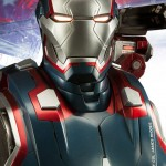 Iron Patriot Life-Size Bust Revealed by Sideshow Collectibles!