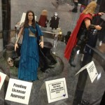 Thor 2 Marvel Select Thor & Jane Foster Figures Photos! SDCC 2013