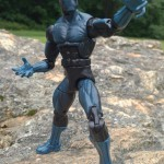 Marvel Legends 2013 Black Panther Review (Rocket Raccoon Series)