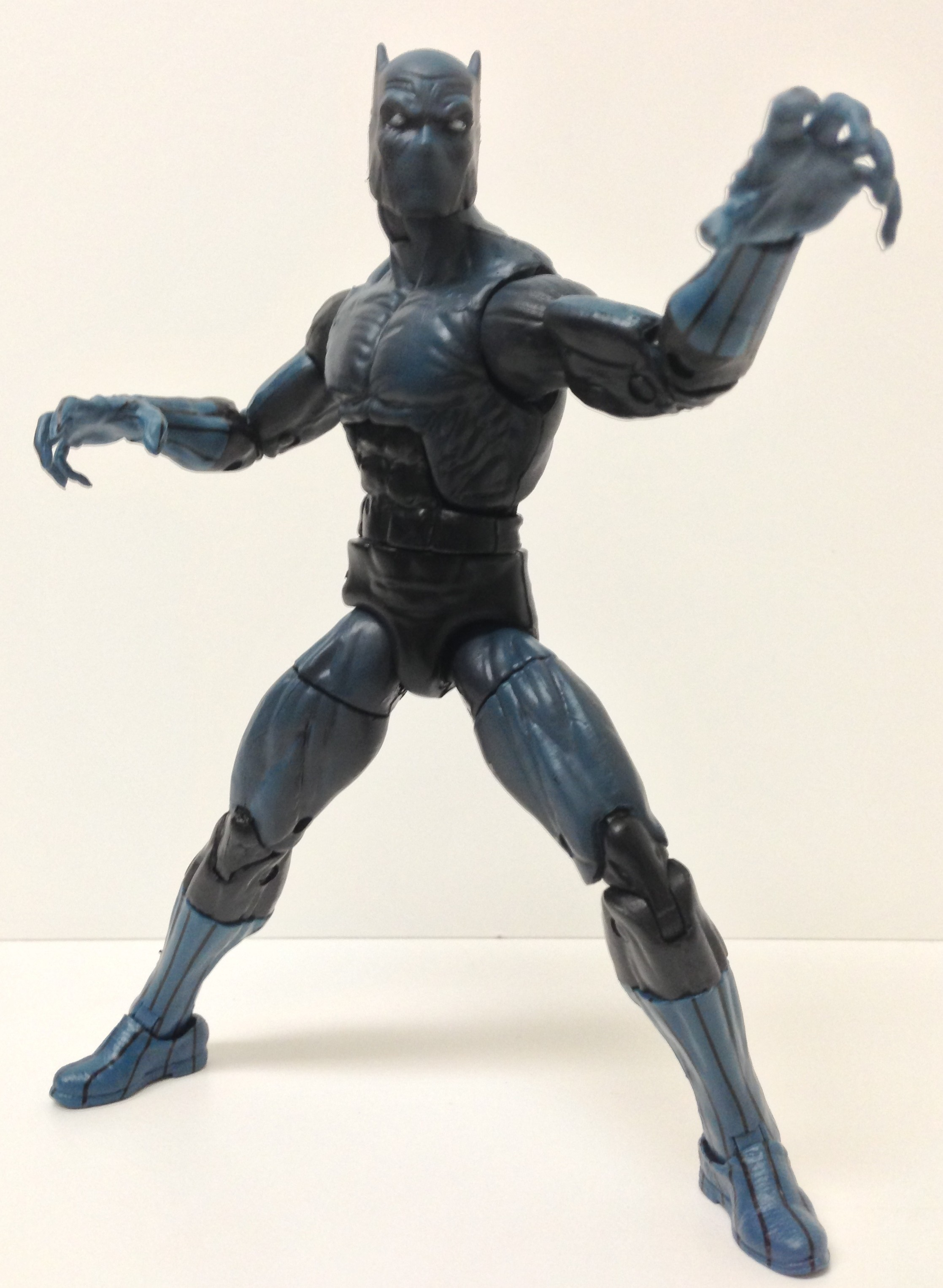 Marvel Legends Wave 5 2013 Series 2 Black Panther Figure Rocket Raccoon Series