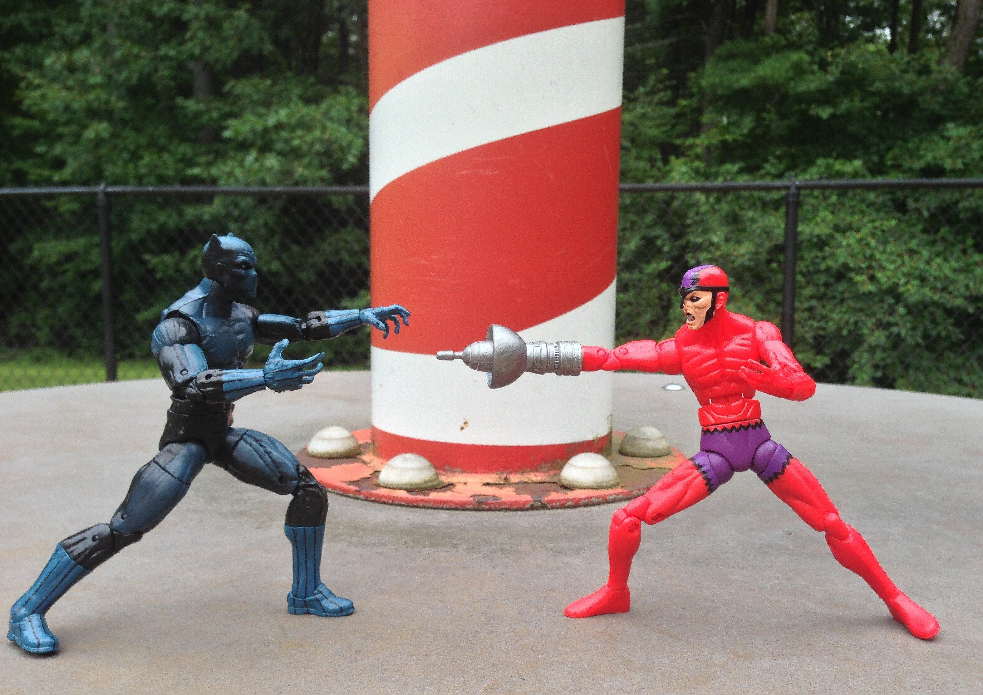 Marvel Legends 2013 Black Panther vs. Klaw Action Figures
