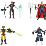 Avengers Assemble Series 2 Figures Photos & Case Ratios