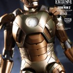 Hot Toys Midas Iron Man 1/6 Figure FINALLY Up for Order!