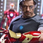 Hot Toys Iron Man 3 Tony Stark Figure Released!
